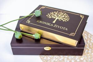 darcekovy box kniha zivora rodostrom