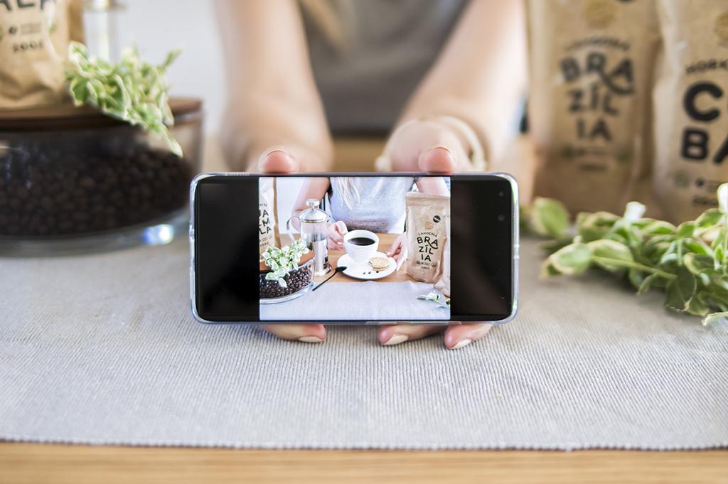 lifestyle produkt kurz mobil foto